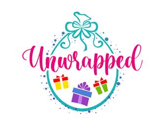 Unwrapped logo design by ingepro