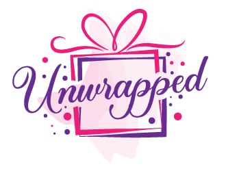 Unwrapped logo design by jaize