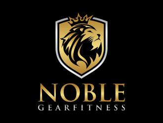 NobleGearFitness logo design winner