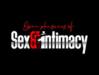 Open pleasures of Sex & Intimacy  logo design winner