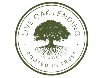 Live Oak Lending logo design winner