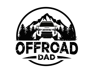 Off Road Dad logo design