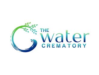 The Water Crematory logo design winner