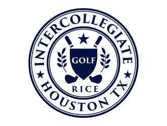 Houston Tx Rice Intercollegiate logo design