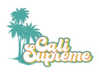 Cali Supreme logo design