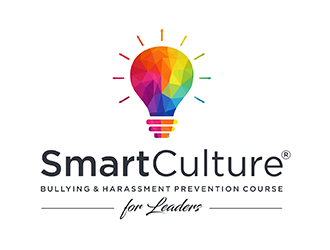 SmartCulture® Bullying & Harassment Prevention Course for Leaders  logo design winner