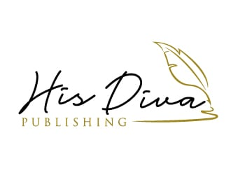 His Diva Publishing  logo design winner