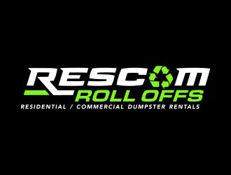 RESCOM ROLL OFFS logo design winner