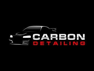 Carbon Detailing logo design