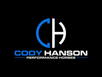 Cody Hanson Performance Horses Logo Design