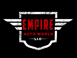 EMPIRE AUTO WORLD LLC logo design winner