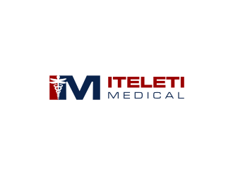 Iteleti Medical Logo Design