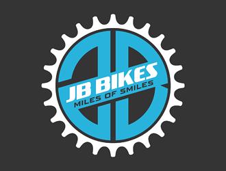 JB Bikes logo design winner