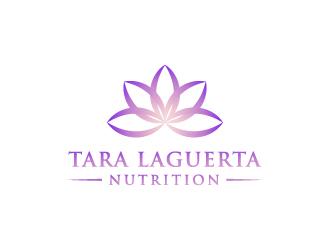 Tara Laguerta Nutrition  Logo Design