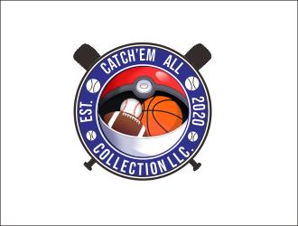 Catchem All Collections LLC logo design by niichan12
