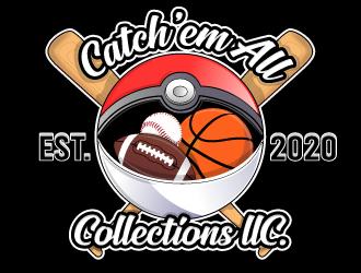 Catchem All Collections LLC logo design by Suvendu