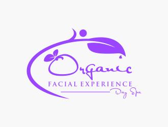 Organic Facial Experience Day Spa logo design