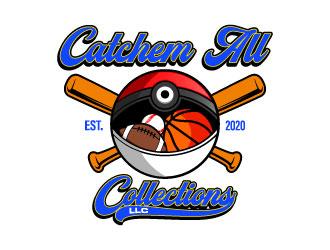 Catchem All Collections LLC logo design by daywalker