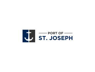 Port of St. Joseph logo design by rian38