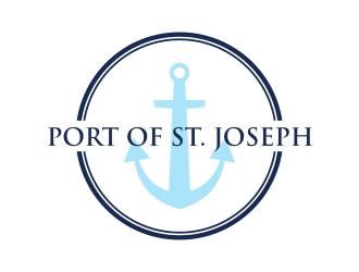 Port of St. Joseph logo design by GassPoll