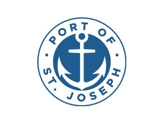Port of St. Joseph logo design by lexipej