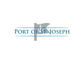 Port of St. Joseph logo design by Sheilla