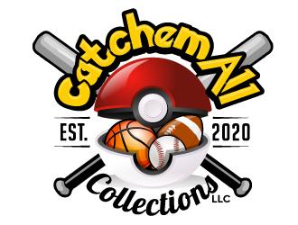 Catchem All Collections LLC logo design by jaize