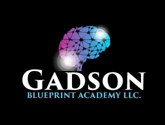Gadson Blueprint Academy LLC. logo design