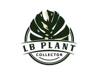 LB Plant Collector logo design by Webphixo