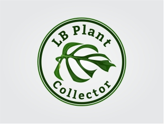 LB Plant Collector logo design by Alfatih05