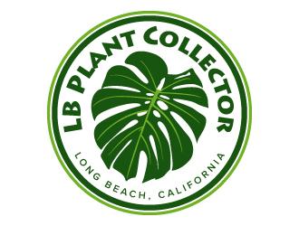 LB Plant Collector logo design by jaize