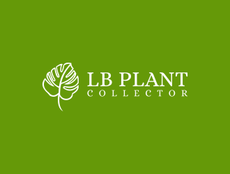 LB Plant Collector logo design by kaylee