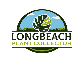 LB Plant Collector logo design by kunejo