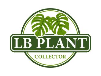 LB Plant Collector logo design by maseru