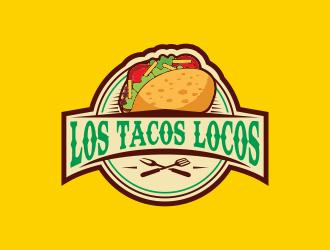 Los Tacos Locos  logo design by veter