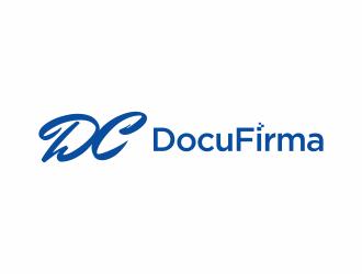 DocuFirma logo design by Franky.