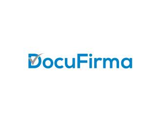 DocuFirma logo design by jhason