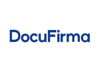 DocuFirma logo design by cybil