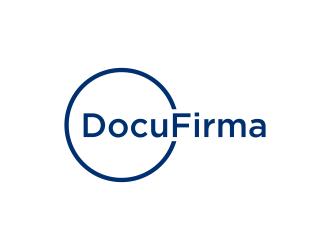 DocuFirma logo design by GassPoll