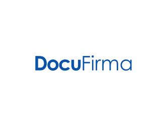 DocuFirma logo design by FirmanGibran