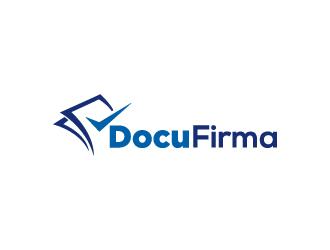 DocuFirma Logo Design