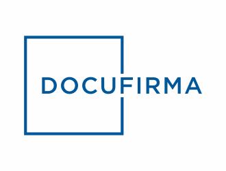 DocuFirma logo design by christabel