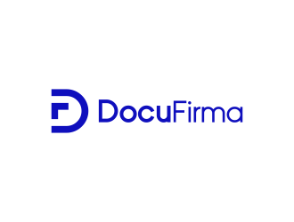 DocuFirma logo design by FloVal