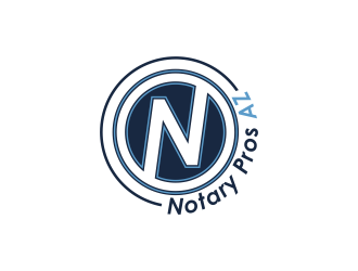 Notary Pros AZ or Notary Signing Pros  logo design by Purwoko21