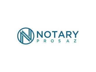 Notary Pros AZ or Notary Signing Pros  logo design by oke2angconcept