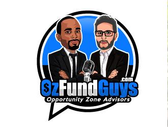 ozfundguys.com logo design