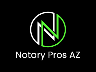 Notary Pros AZ or Notary Signing Pros  logo design by gateout