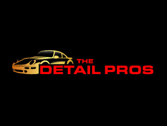 The Detail Pros logo design by daywalker