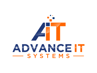 Advance IT Systems / ADVANCE IT SYSTEMS Logo Design