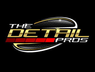 The Detail Pros logo design by giggi